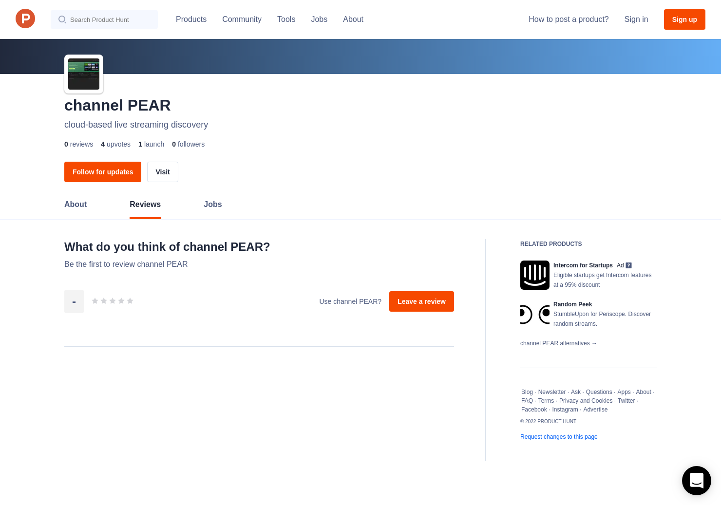 Channel Pear Reviews Pros Cons And Rating Product Hunt