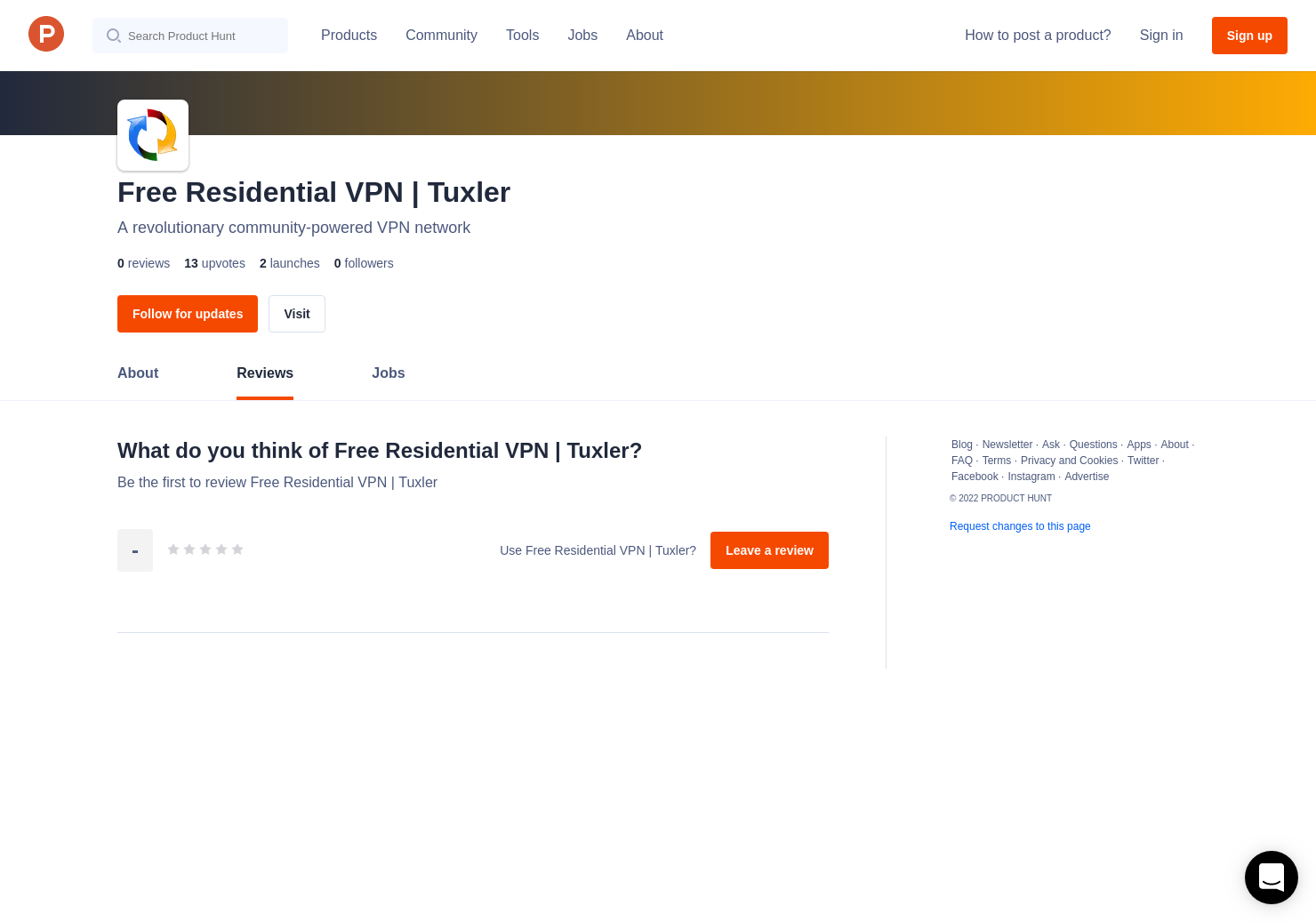 Free Residential VPN | Tuxler Reviews - Pros, Cons and Rating