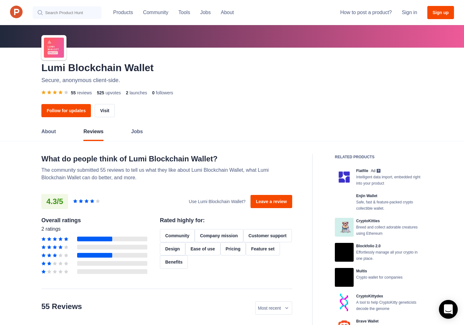 8 Lumi Wallet Reviews - Pros, Cons and Rating | Product Hunt