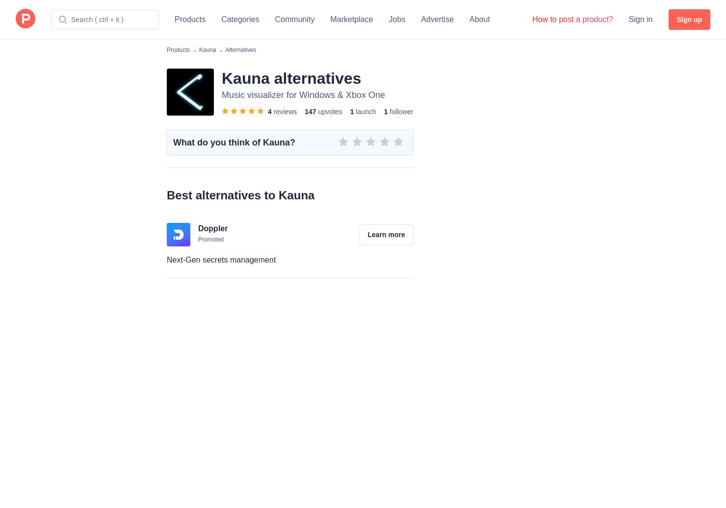 6 Alternatives to Kauna for Xbox One, Windows | Product Hunt