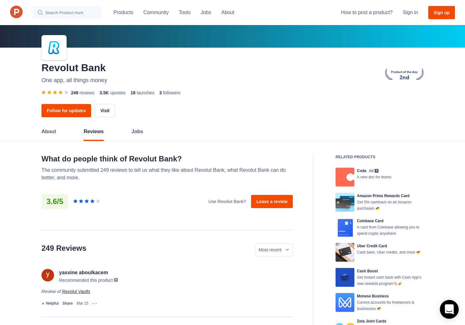 88 Revolut Cryptocurrency Reviews - Pros, Cons and Rating