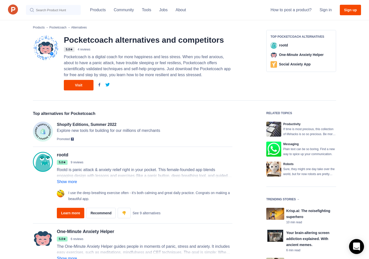 9 Alternatives to Pocketcoach | Product Hunt