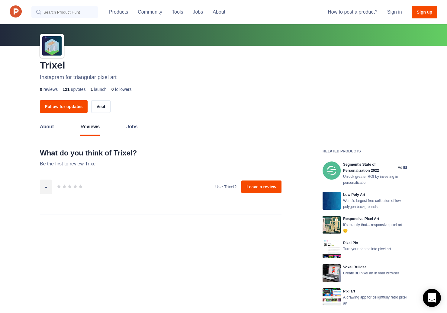Trixel Reviews Pros Cons And Rating Product Hunt