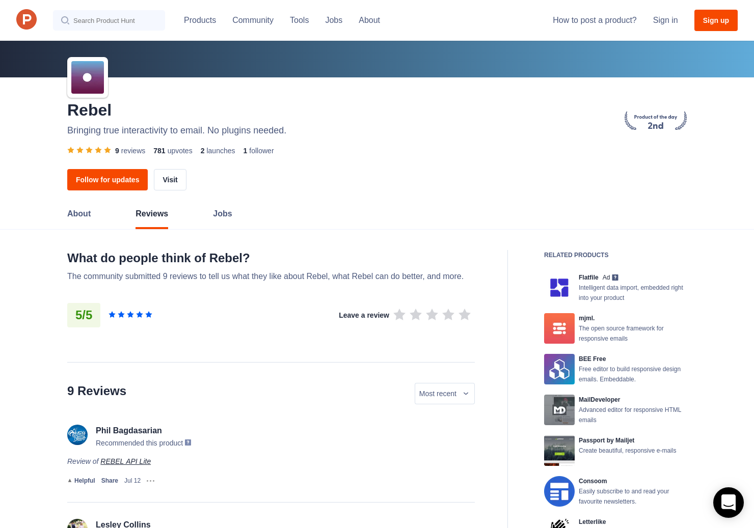 Rebel Shop Reviews - Pros, Cons and Rating | Product Hunt