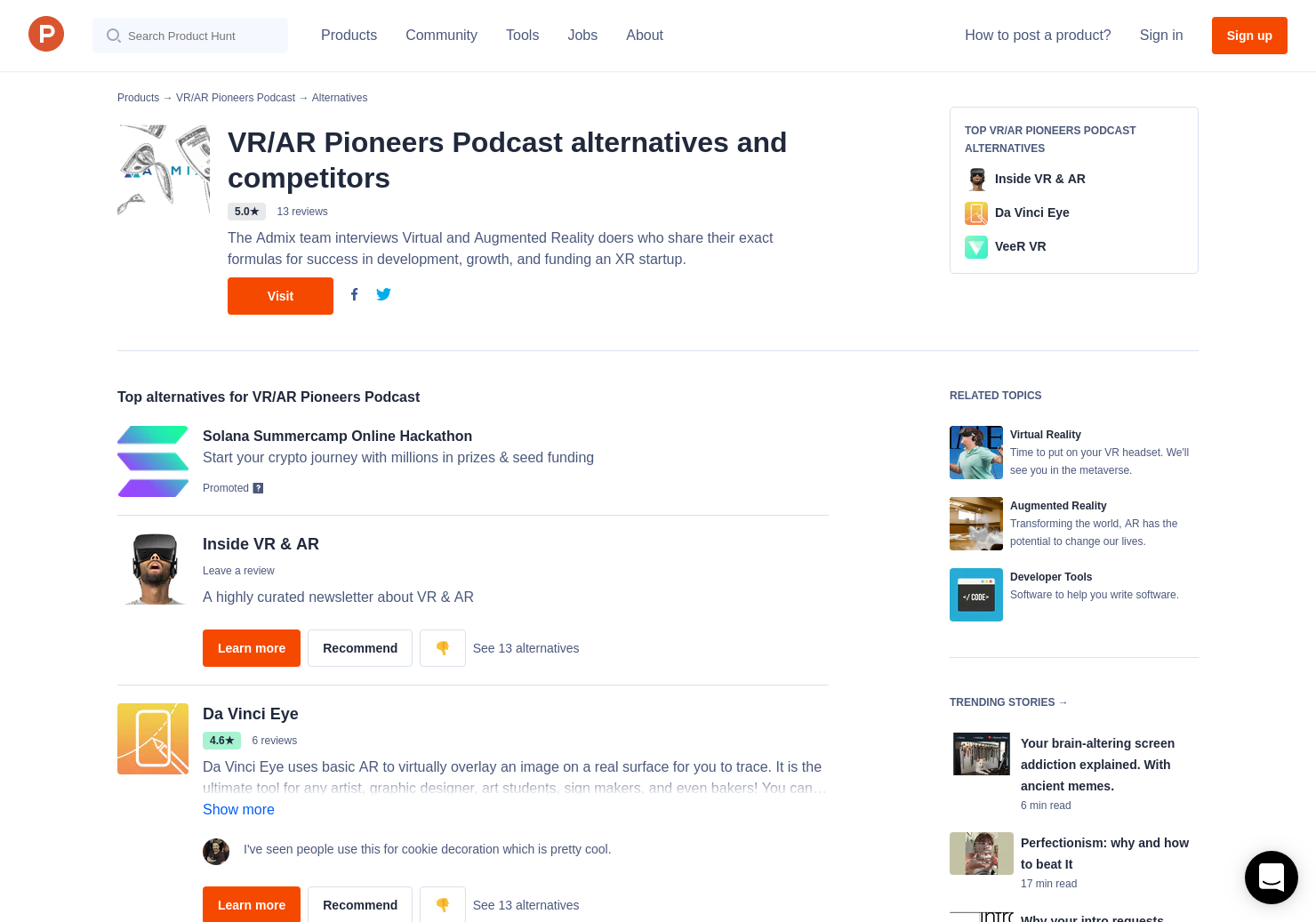 5 Alternatives to Admix in | Product Hunt