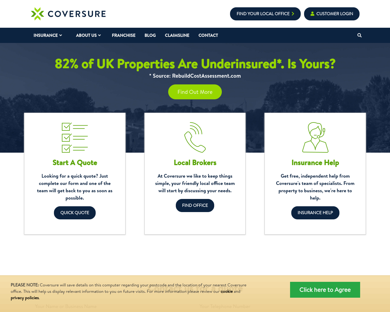 coversure.co.uk