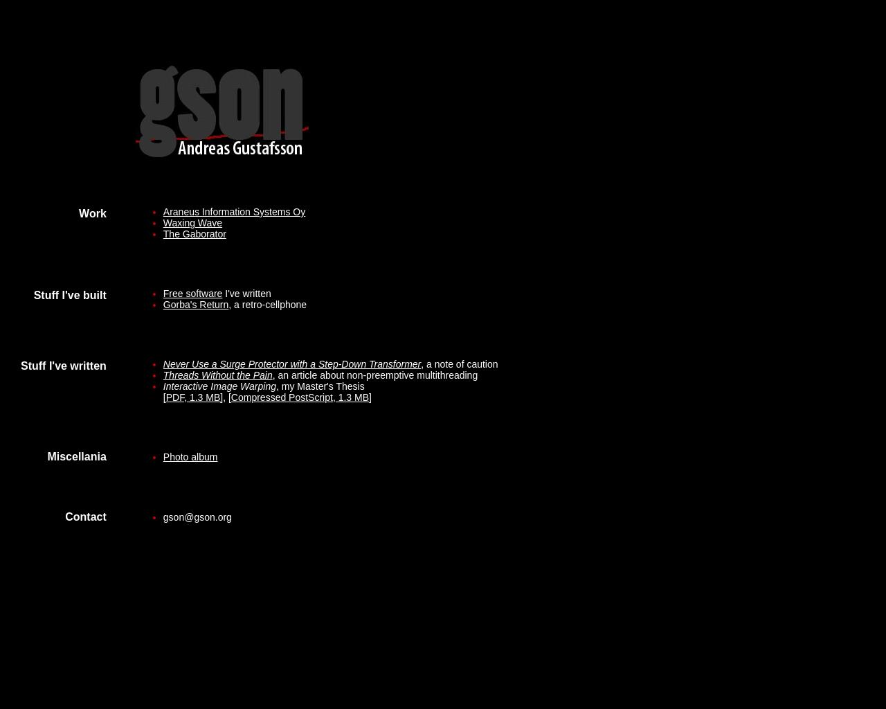 gson.org