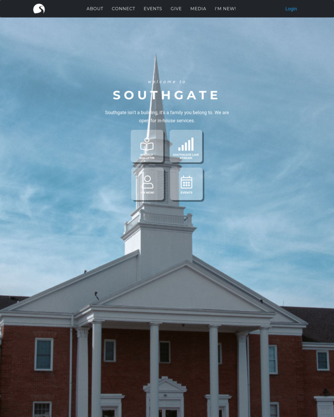 Southgate Baptist Church - southgatechurch.org