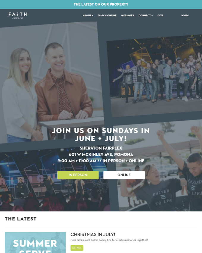 Faith Church - go2faith.com