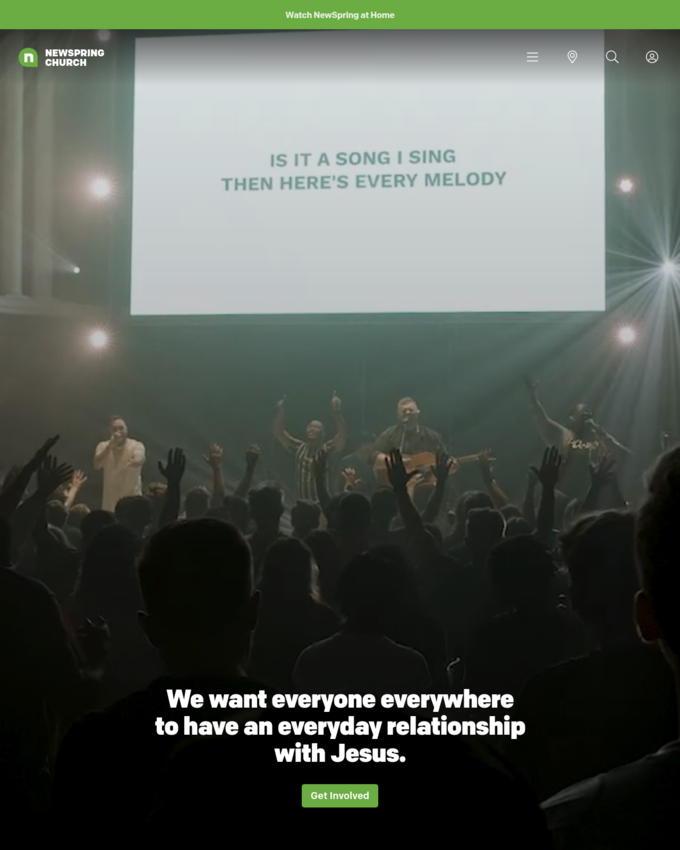 NewSpring Church - newspring.cc