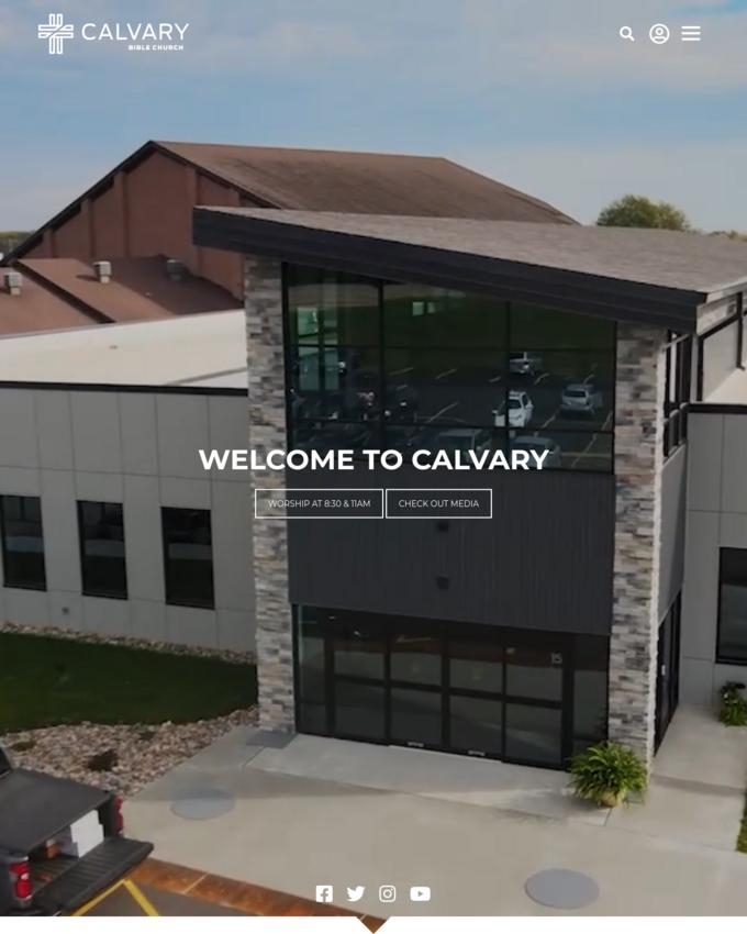 Calvary Bible Church - cbcneenah.org