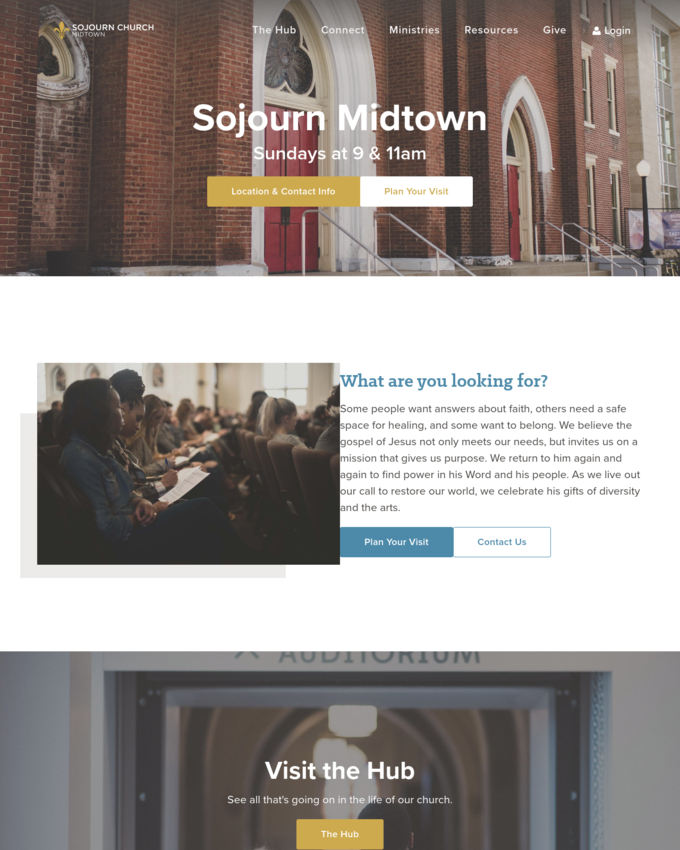 Sojourn Collective - sojournchurch.com