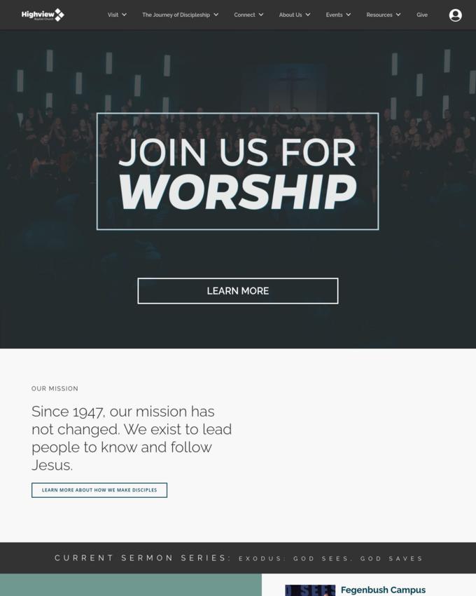 Highview Baptist Church - highview.org