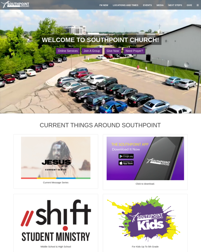 Southpoint Community Christian Church - southpointccc.com